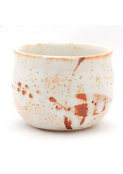 Czarka do herbaty shino niska