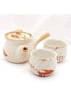 Zestaw do herbaty shino