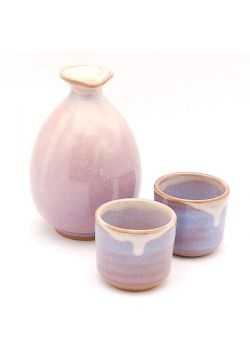 Zestaw do sake murasaki
