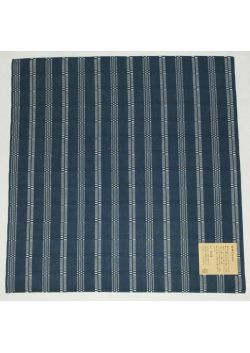 Furoshiki sanada shima blue