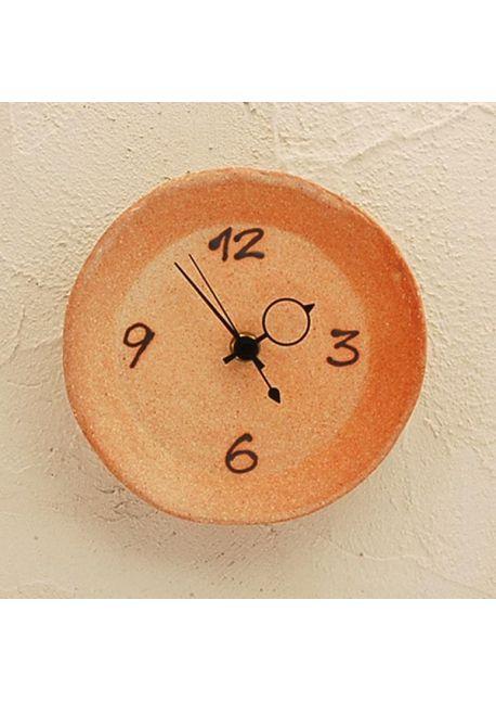 Zegar pomarańczowy mały