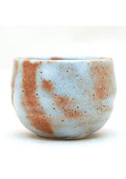 Nezumi shino sake cup