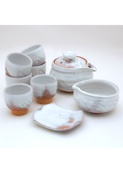 Komplet do herbaty gyokuro shiroyu