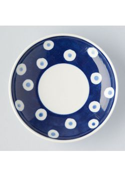 Talerzyk porcelanowy Indigo Japan