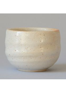 Shiroshino sake cup