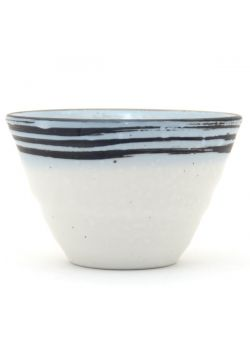 Blue bowl mishima