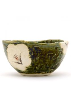 Oribe tsubaki bowl