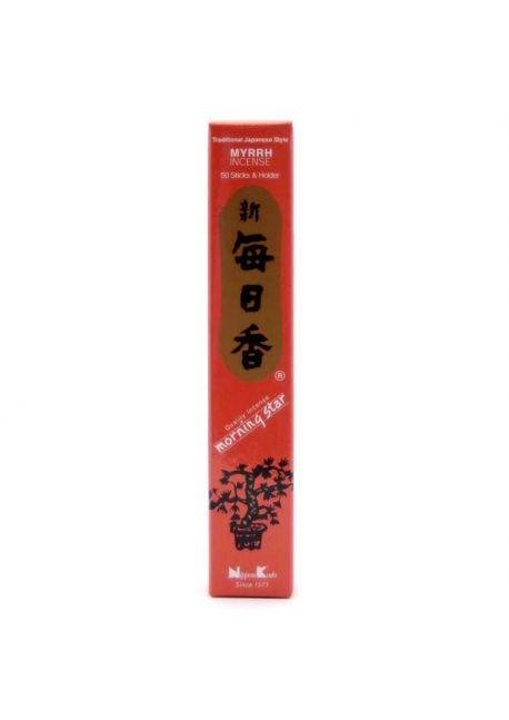 Incense myrrh