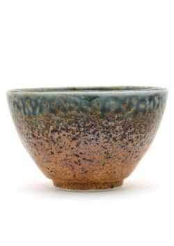 Aonagashi tebineri bowl