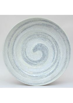 Big plate uzu grey