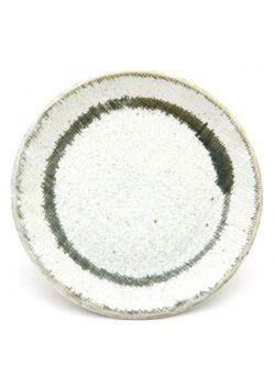 Kiji white saucer