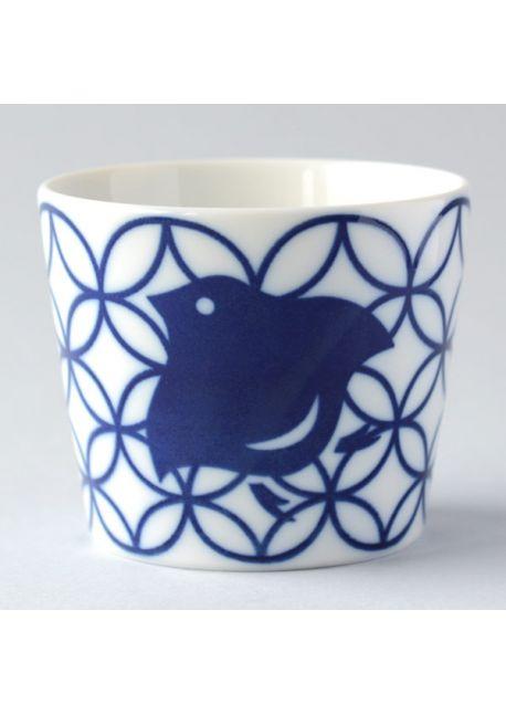 Porcelain teacup chidori shichi takara soba choko