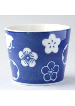Porcelain teacup chidori ume
