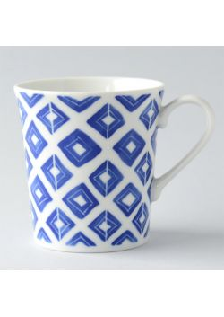 Porcelain mug masume