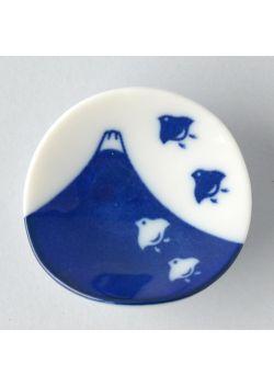 Podstawka porcelanowa chidori fuji