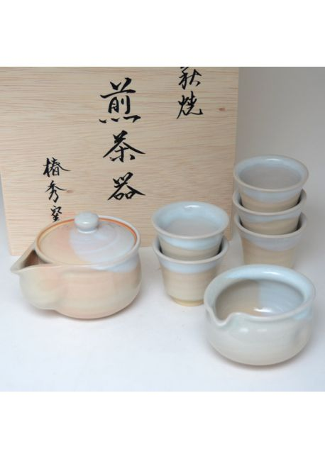 Tea set for gyokuro - hime