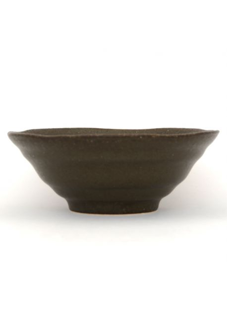 Brown ramen bowl