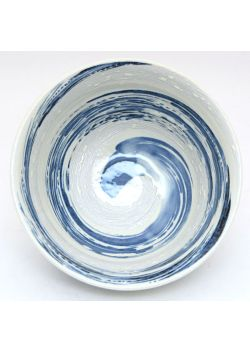 Bowl blue uzu