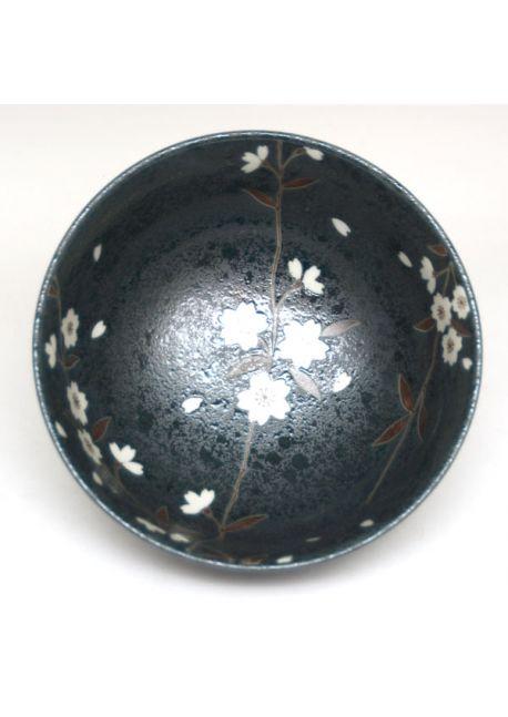 Sakura ramen bowl graphite