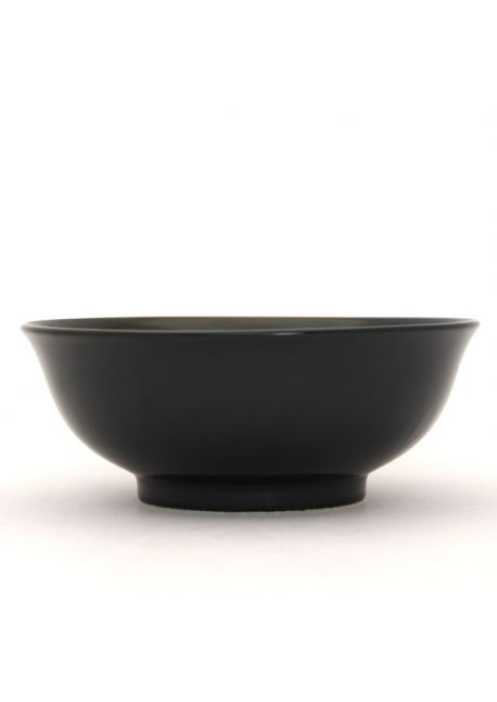 Black hakeme bowl