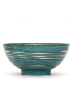Uzu turquoise bowl