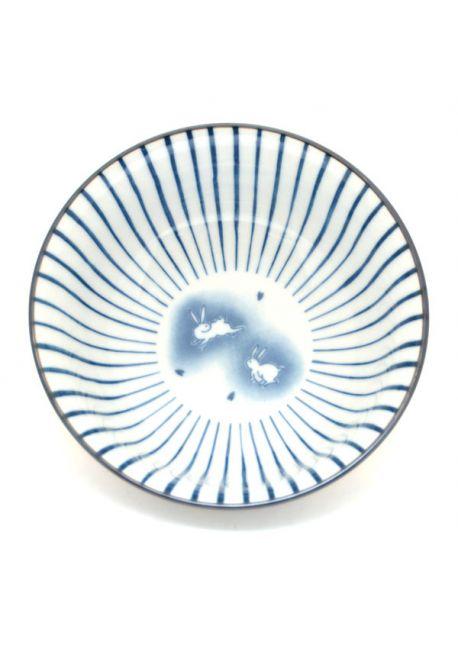 Usagi ramen bowl
