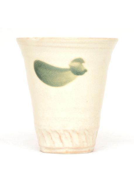 Shino oribe mug