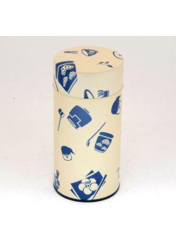 Chaki tea tin cream
