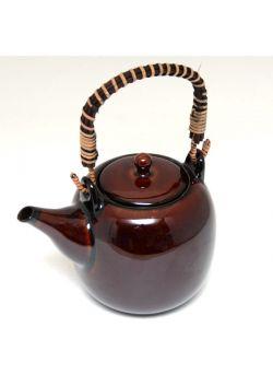 Urushi dobin teapot