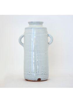 Shiroyu flower vase
