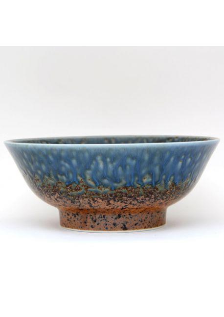 Aonagashi ramen bowl very big