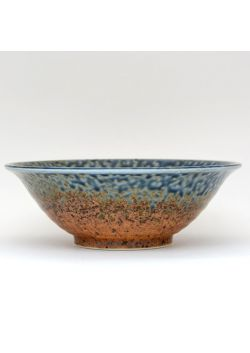 Aonagashi ramen bowl