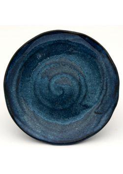 Saucer hana navy blue