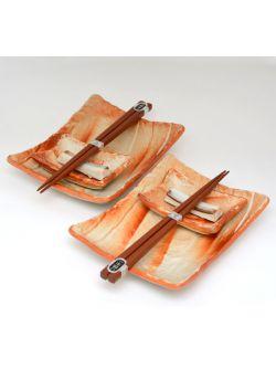 Hidasuki sushi set