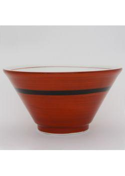 Akamaki deep ramen bowl
