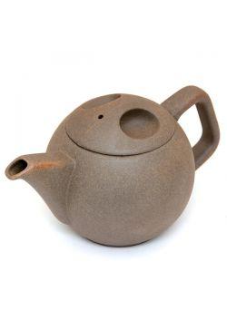 Maru teapot yakishime