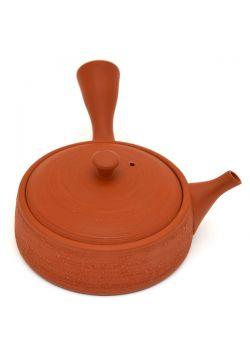 Hirakyusu teapot shudei