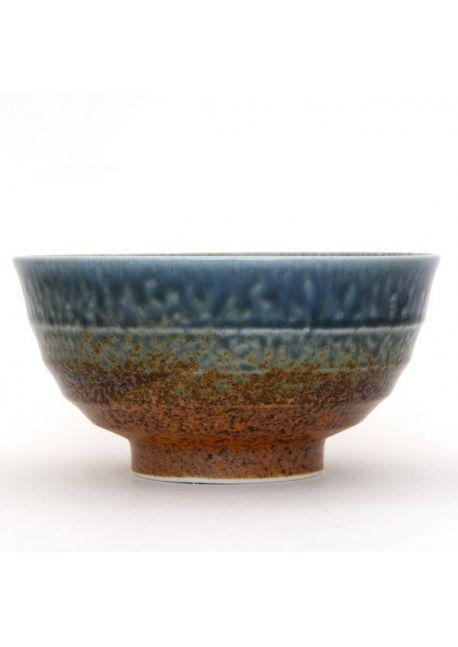 Udon bowl aonagashi