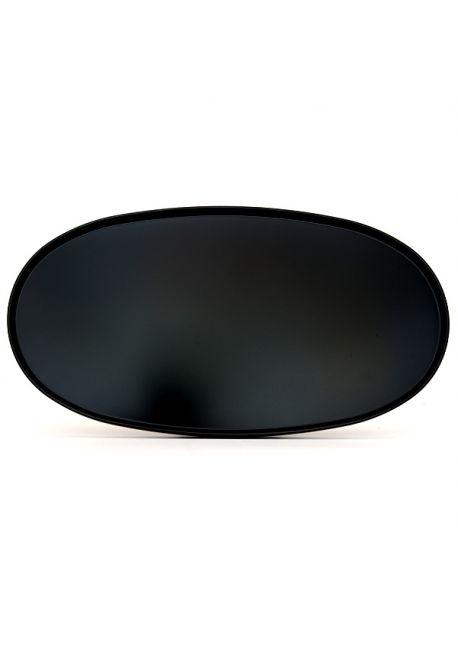 Black tray ellipse