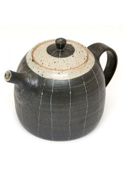 Imbryk do herbaty w paseczki