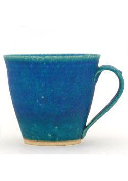 Turquoise mugcup