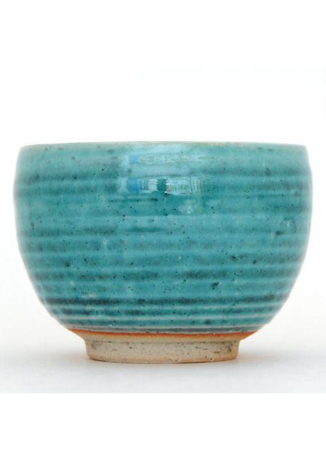 Ippukuwan teacup turquoise