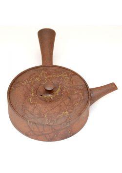 Hirakyusu teapot mogake Sekiryu