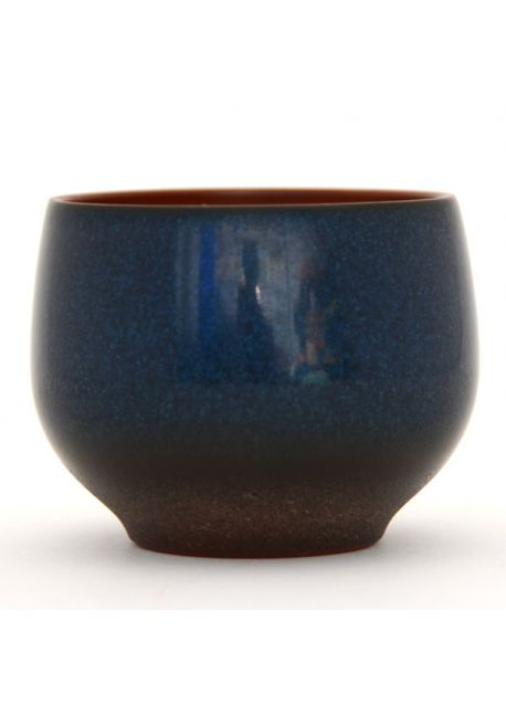 Teacup navy blue