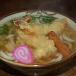 tempura udon
