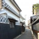 Uliczka w Kurashiki