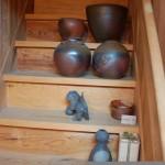 W galerii ceramiki bizen