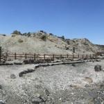 wulkaniczny krajobraz Ioyama