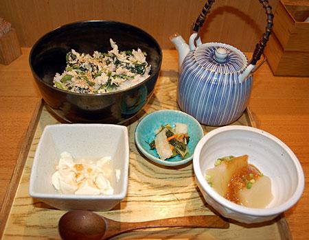 japońska sztuka aranżacji stołu