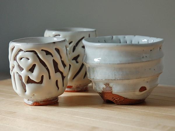 ceramika japońska hagiyaki